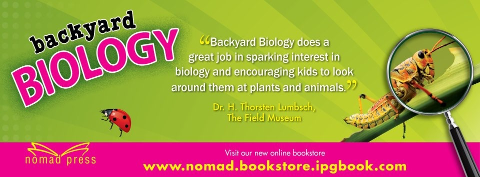 BackyardBiology Banner Quote